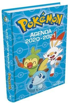 POKEMON  -  AGENDA (EDITION 20202021) THE POKEMON COMPANY NC
