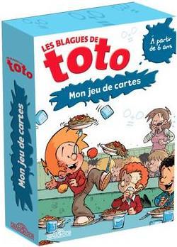 LES BLAGUES DE TOTO  -  MON JEU DE CARTES