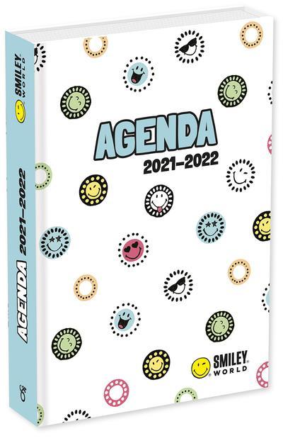 SMILEY - AGENDA EMOTICONES 2021-2022 SMILEYWORLD NC