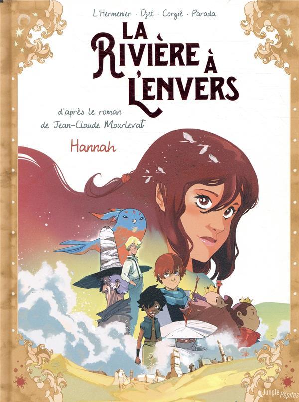 LA RIVIERE A L'ENVERS T2  CASTERMAN
