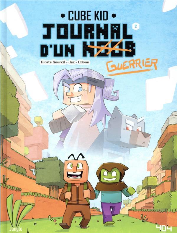LE JOURNAL D'UN NOOB T2  CASTERMAN