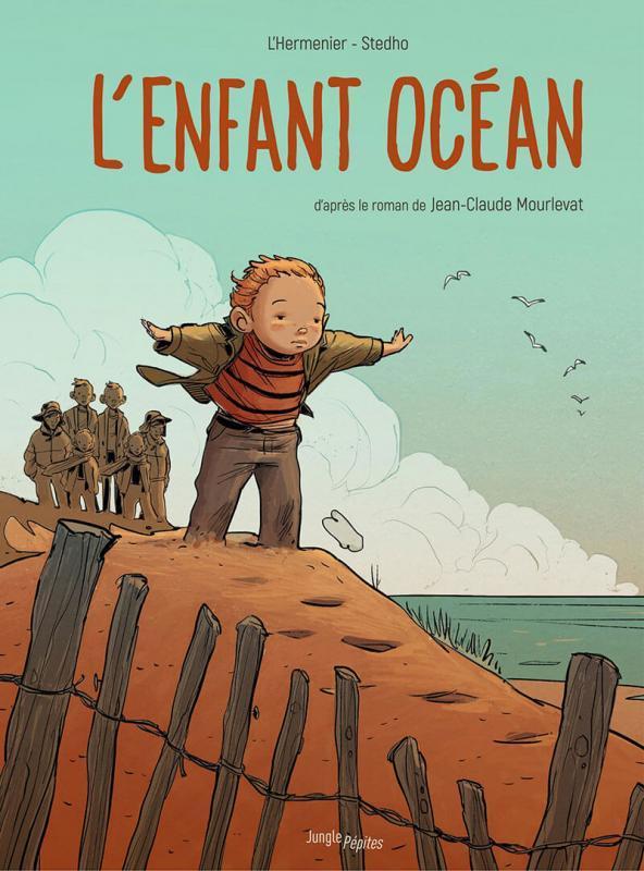L'ENFANT OCEAN L'HERMENIER, MAXE  CASTERMAN