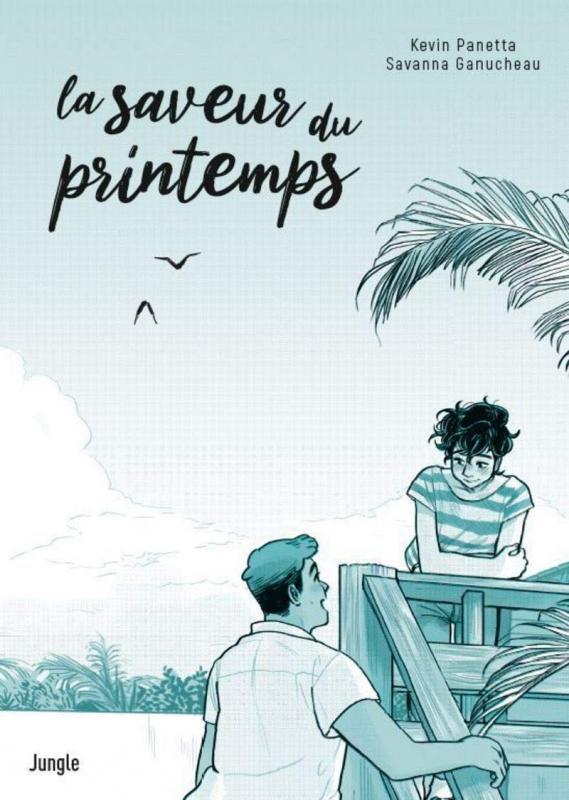 LA SAVEUR DU PRINTEMPS PANETTA/GANUCHEAU CASTERMAN