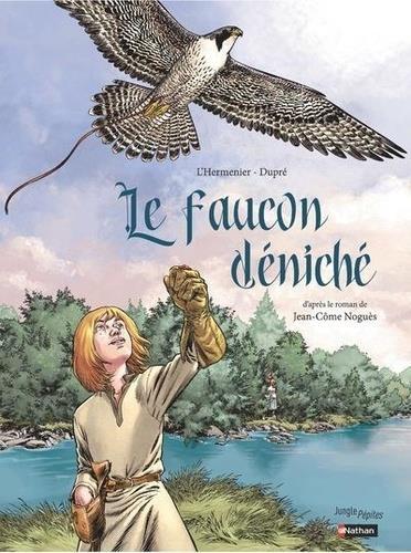 LE FAUCON DENICHE