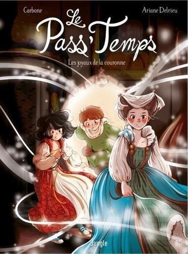 LE PASS'TEMPS  -  LES JOYAUX DE LA COURONNE