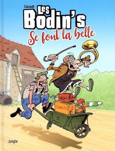 LES BODIN'S SE FONT LA BELLE COICAULT, FREDERIC CASTERMAN