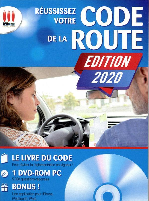 REUSSISSEZ VOTRE CODE DE LA ROUTE 2020 AVANQUEST MA
