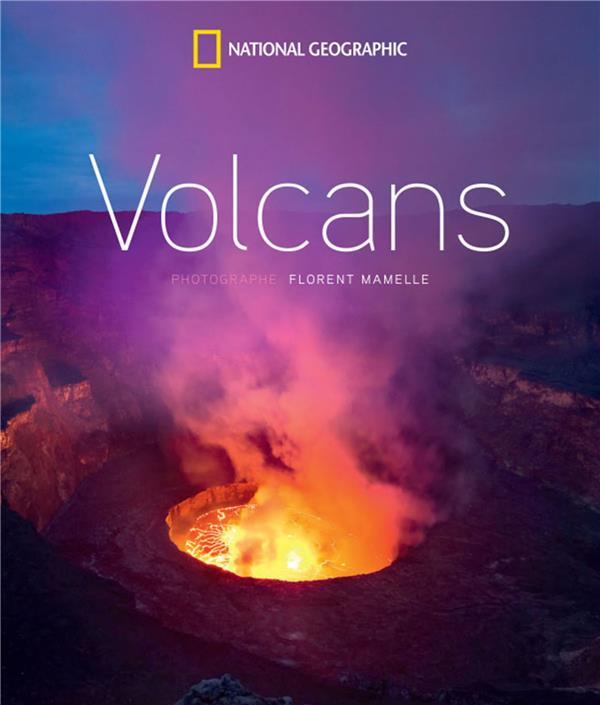 VOLCANS  NATIONAL GEOGRA