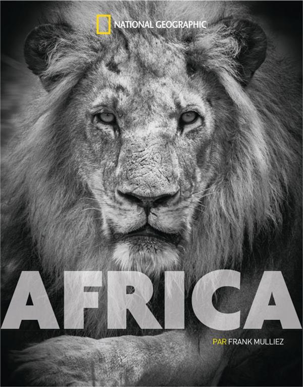 AFRICA  NATIONAL GEOGRA