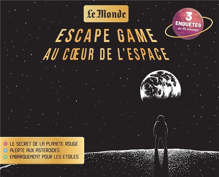 ESCAPE GAME : AU COEUR DE L'ESPACE COLLECTIF NATIONAL GEOGRA