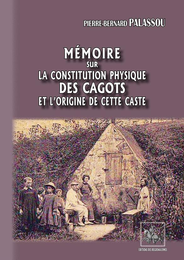 MEMOIRE SUR LA CONSTITUTION PH PIERRE BERNARD PALAS PYREMONDE