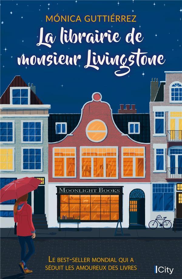 LA LIBRAIRIE DE MONSIEUR LIVINGSTONE GUTIERREZ MONICA CITY