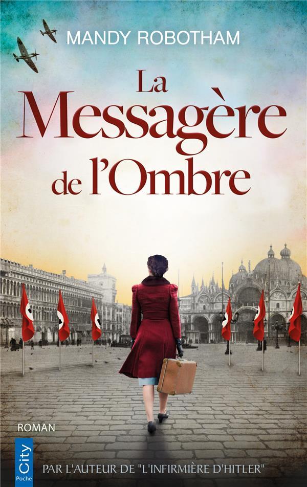 LA MESSAGERE DE L'OMBRE ROBOTHAM MANDY CITY