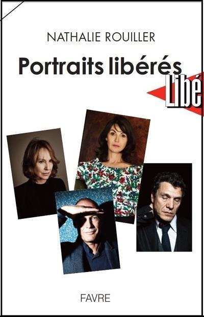 Nathalie Rouiller - PORTRAITS LIBERES