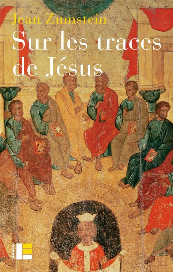 SUR LES TRACES DE JESUS  -  JESUS MAITRE SPIRITUEL