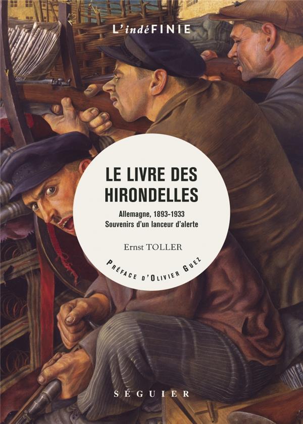 LE LIVRE DES HIRONDELLES  -  ALLEMAGNE 1893-1933, SOUVENIRS TOLLER, ERNST SEGUIER