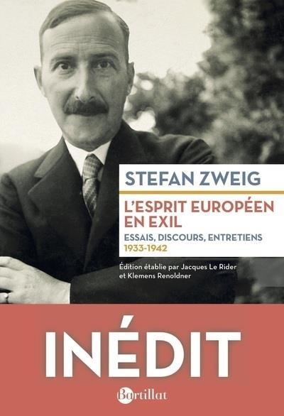 L'ESPRIT EUROPEEN EN EXIL 1933-1942