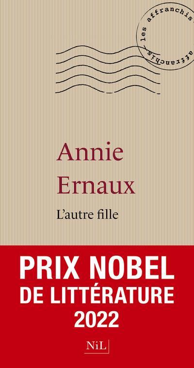 L-AUTRE FILLE ERNAUX ANNIE NIL