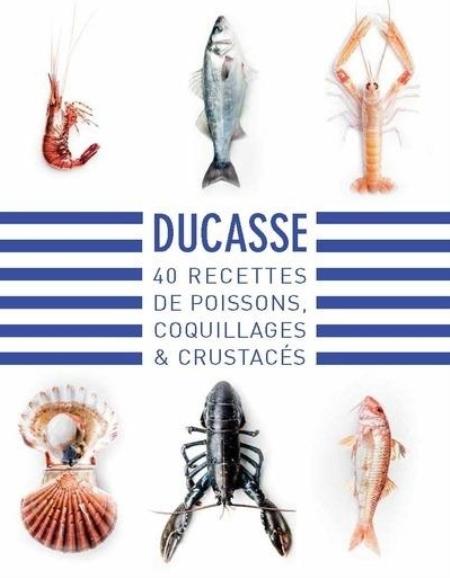 RECH  40 RECETTES DE POISSONS  COQUILLAGES & CRUSTACES
