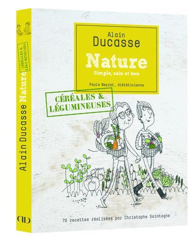 NATURE CEREALES ET LEGUMINEUSES, FORMAT POCHE