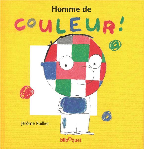 HOMME DE COULEUR !