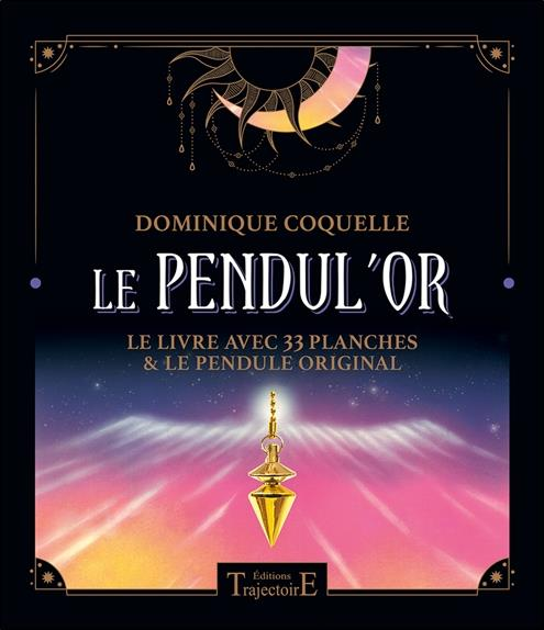 LE PENDUL'OR - 33 PLANCHES - COFFRET COQUELLE, DOMINIQUE NC