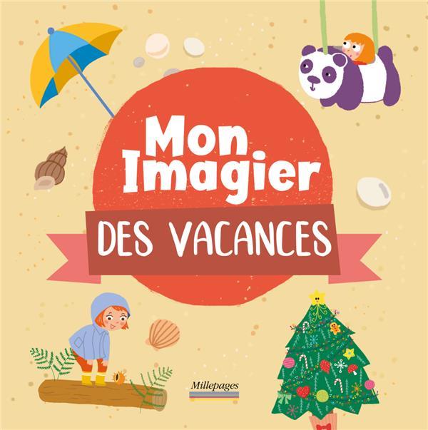 MON IMAGIER DES VACANCES