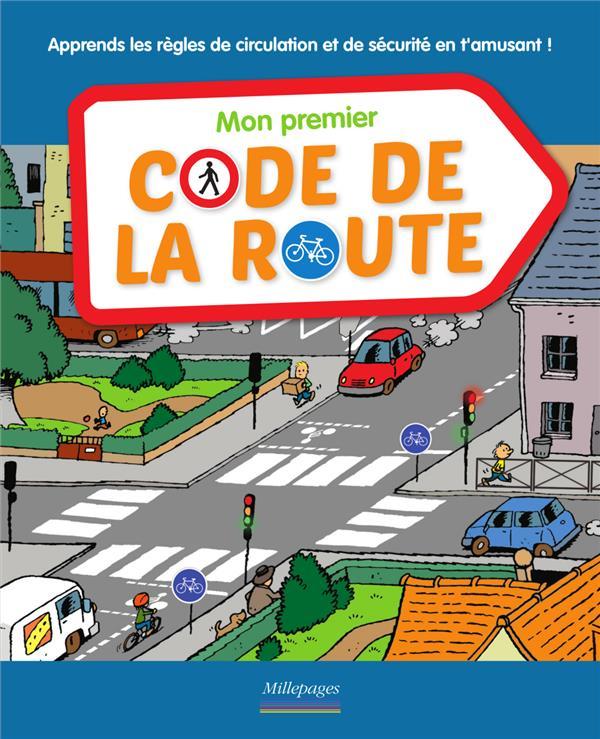 MON PREMIER CODE DE LA ROUTE COLLECTIF/TESSIER CIRCONFLEXE