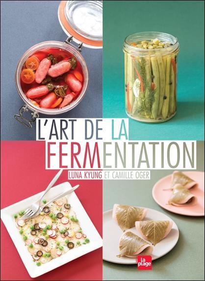 L-ART DE LA FERMENTATION KYUNG LUNA PLAGE