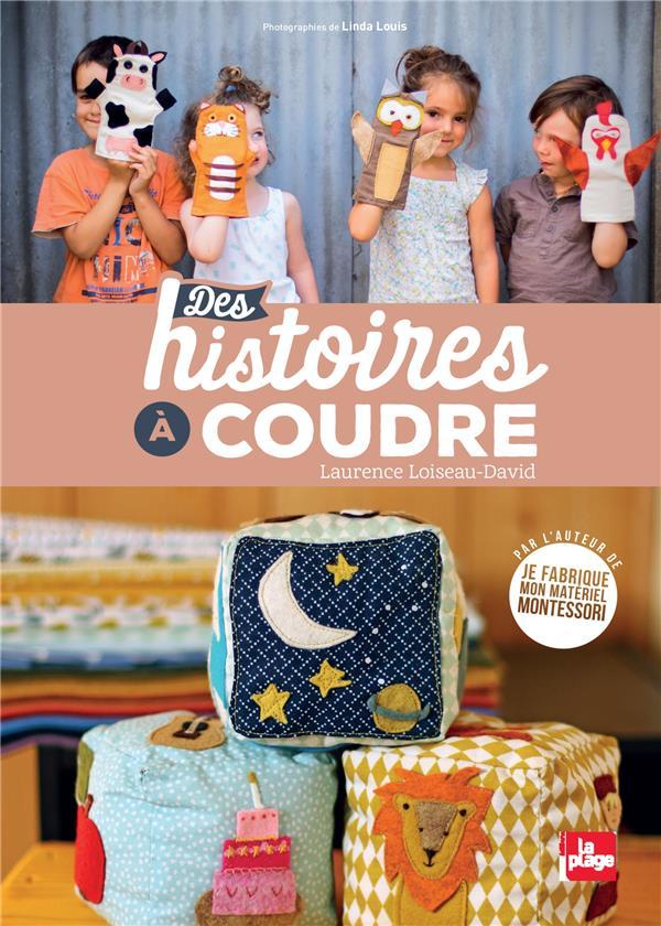 DES HISTOIRES A COUDRE  PLAGE