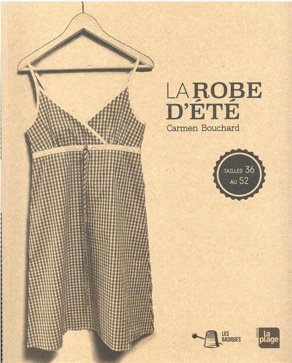 LA ROBE D'ETE BOUCHARD, CARMEN PLAGE