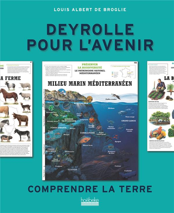 DEYROLLE POUR L'AVENIR - COMPRENDRE LA TERRE BROGLIE L A D. Hoëbeke
