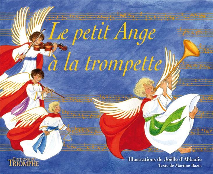 LE PETIT ANGE A LA TROMPETTE