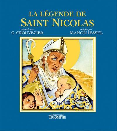 LA LEGENDE DE SAINT NICOLAS
