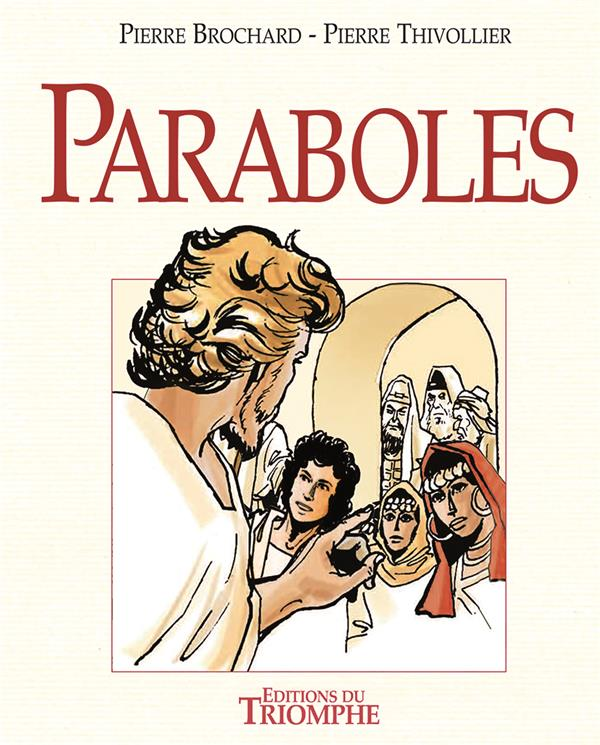 LES PARABOLES - BD