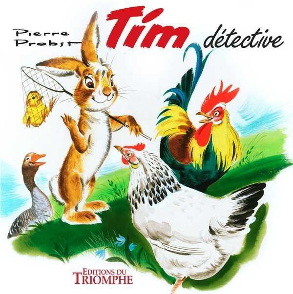 TIM DETECTIVE