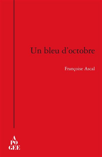 UN BLEU D'OCTOBRE