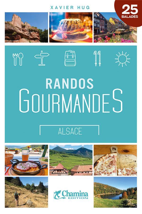 RANDOS GOURMANDES ALSACE XAVIER HUG CHAMINA
