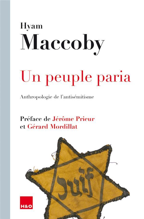UN PEUPLE PARIA HYAM MACCOBY H&O