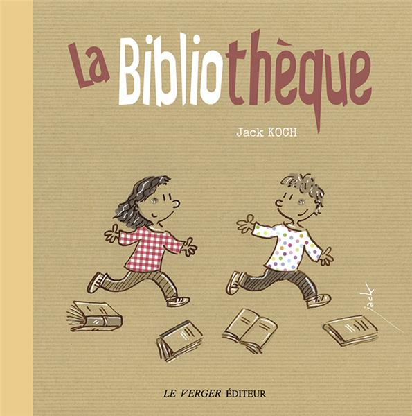LA BIBLIOTHEQUE KOCH JACK VERGER