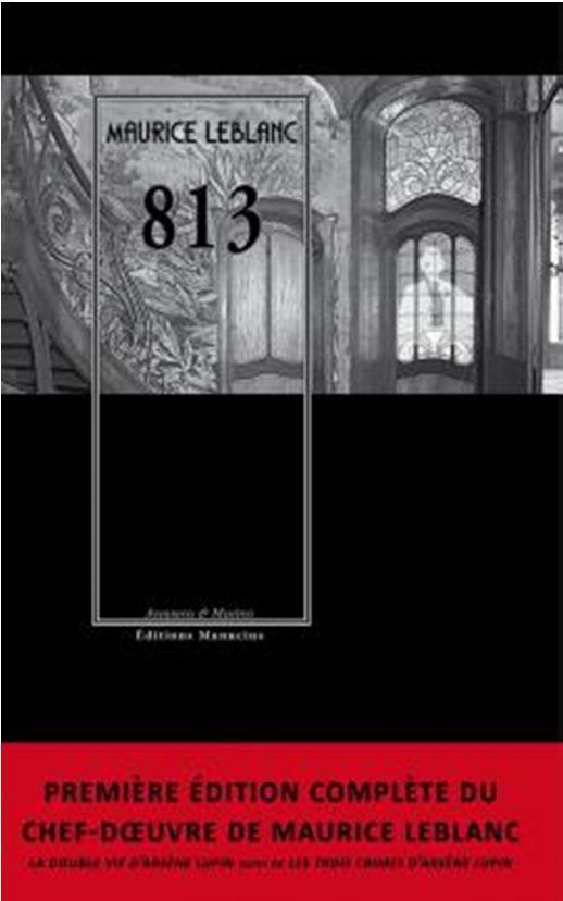 813 LEBLANC, MAURICE MANUCIUS