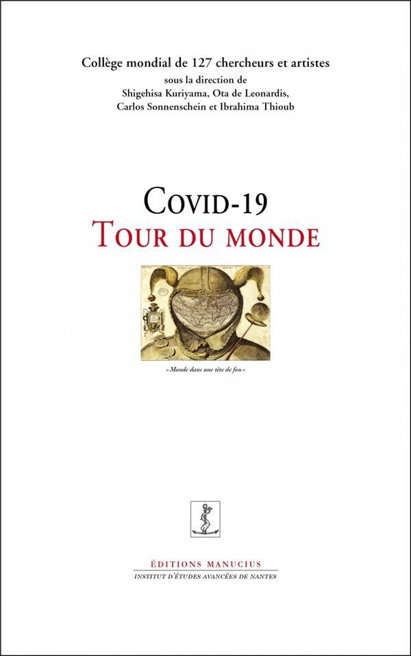 TOUR DU MONDE DU COVID
