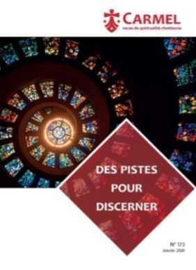 REVUE DU CARMEL N.73  -  DES PISTES POUR DISCERNER