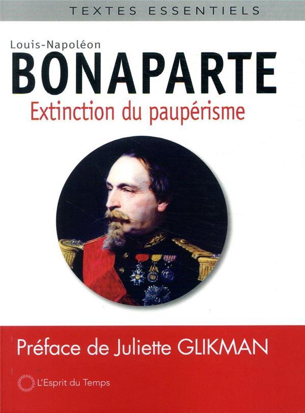 DE L'EXTINCTION DU PAUPERISME