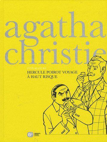 AGATHA CHRISTIE  -  INTEGRALE T.2  -  HERCULE POIROT VOYAGE A HAUT RISQUE COLLECTIF EMMANUEL PROUST