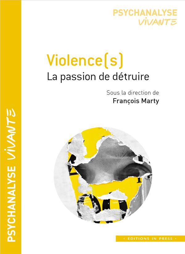 VILOLENCE(S) MARTY, FRANCOIS IN PRESS