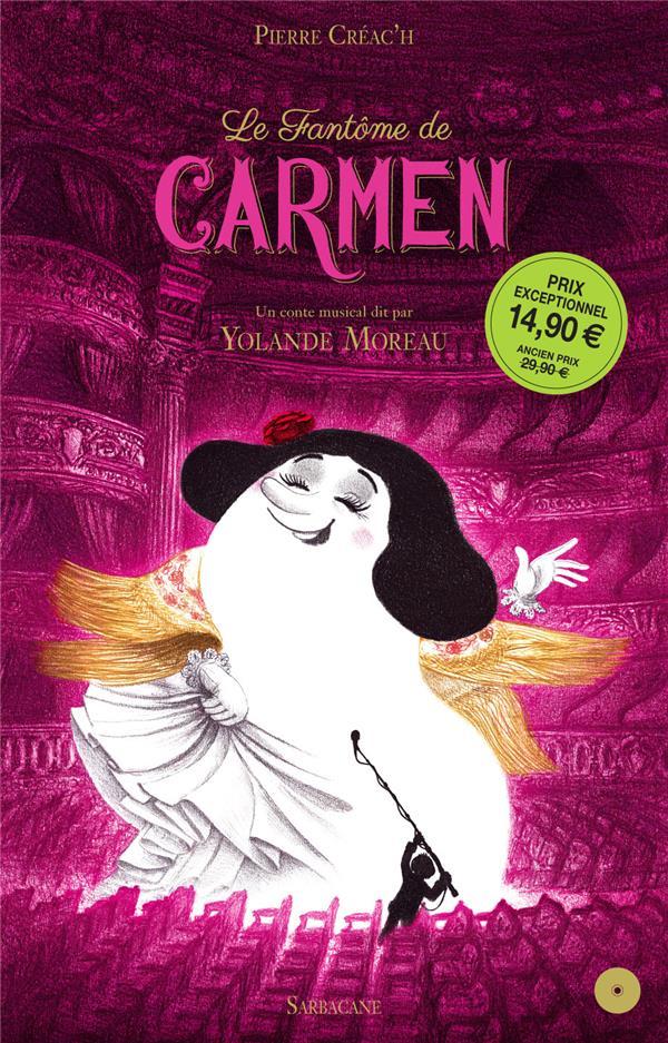 LE FANTOME DE CARMEN + CD