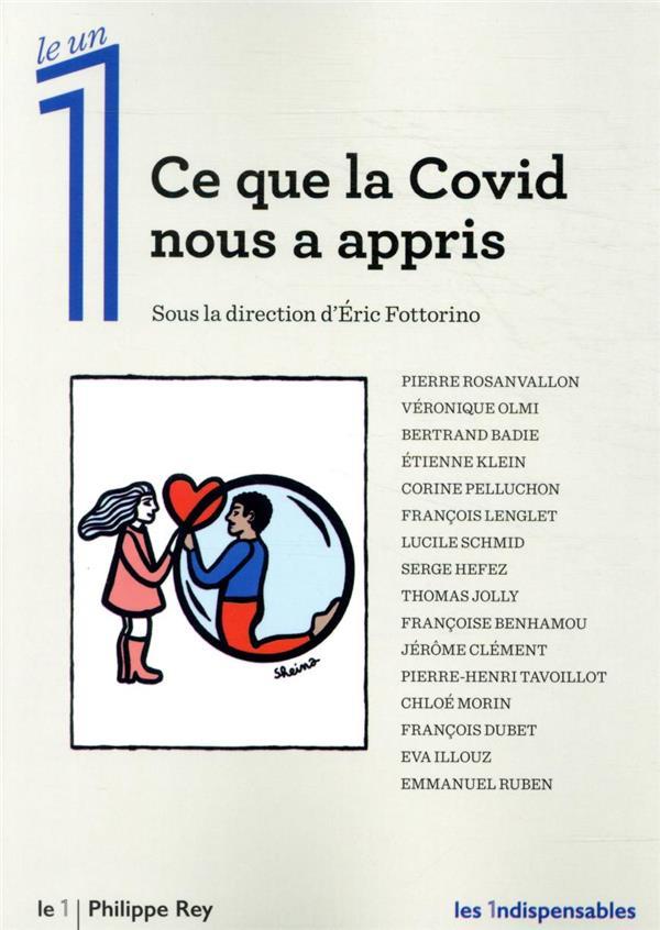 CE QUE LA COVID NOUS A APPRIS ROSANVALLON/OLMI REY