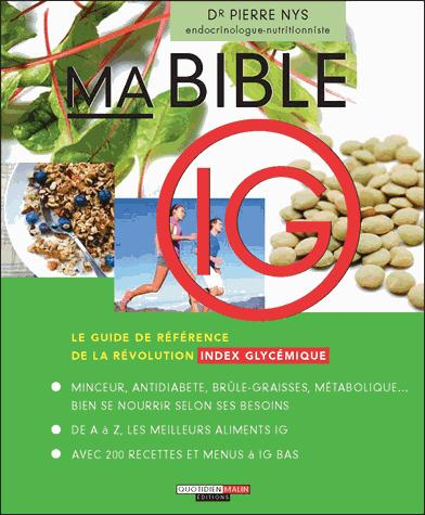 MA BIBLE IG NYS(DR) PIERRE Quotidien malin éditions