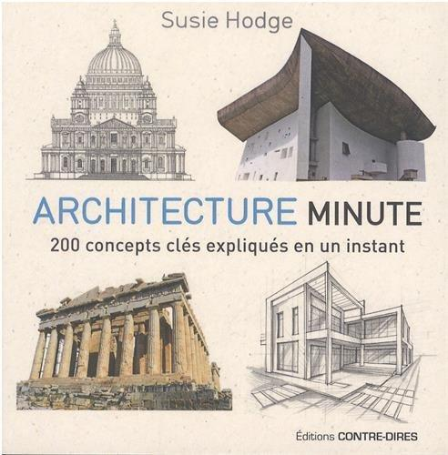 ARCHITECTURE MINUTE HODGE Contre-Dires